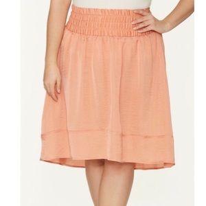 Lane Bryant Hi-Low Skirt
